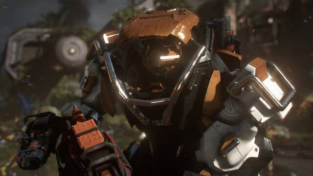 Anthem estrena su tráiler de The Game Awards 2018