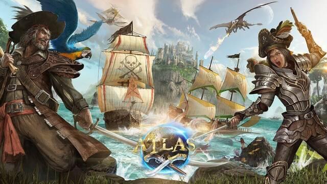 Presentado ATLAS, el nuevo videojuego multijugador de los padres de ARK