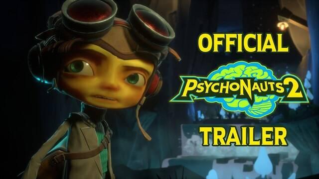 Psychonauts 2 presenta su primer tráiler oficial en The Game Awards