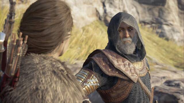 DLC El legado de la primera hoja oculta en Assassin's Creed Odyssey
