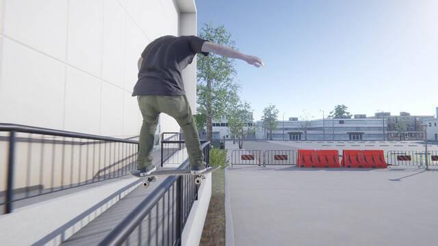 Skater XL se muestra en un nuevo teaser y adelanta su Acceso Anticipado
