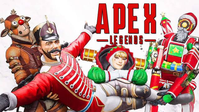 Apex Legends evento de navidad