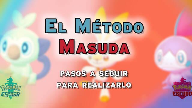 Cómo realizar el Método Masuda en Pokémon Espada y Escudo
