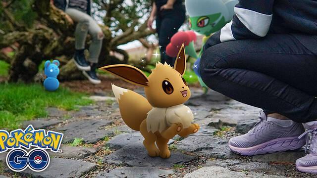 nueva función compañero en Pokémon Go