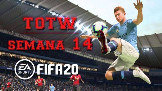 FIFA 20 TOTW 14