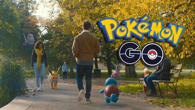 Pokémon Go, Aventuras con tu compañero