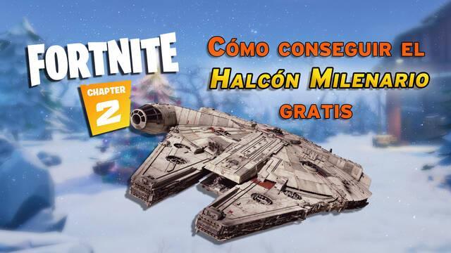 Fortnite Halcón Milenario