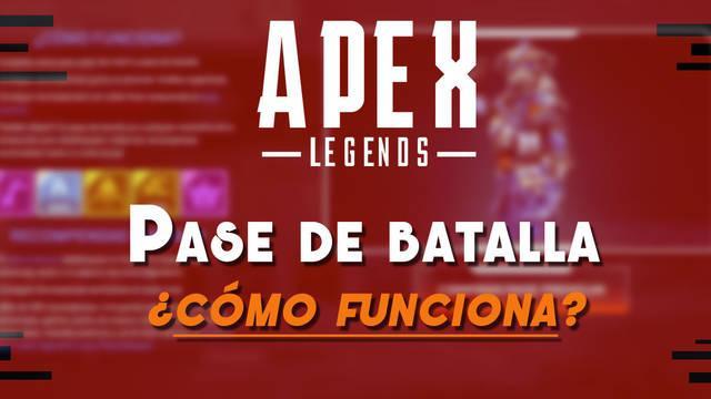 ¿Cómo funciona el Pase de Batalla de Apex Legends y qué recompensas tiene?