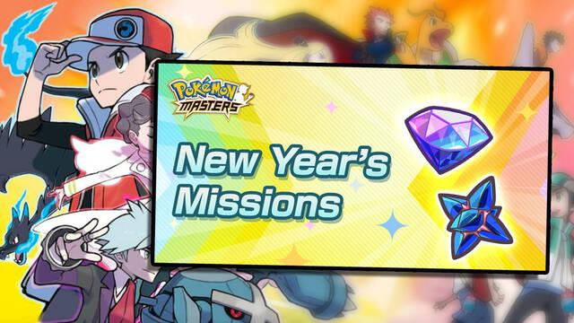Misiones especiales Pokémon Masters