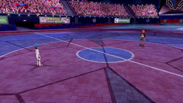 Estadio de Artejo (Medalla Dragón) en Pokémon Espada y Escudo - Paso a paso y secretos