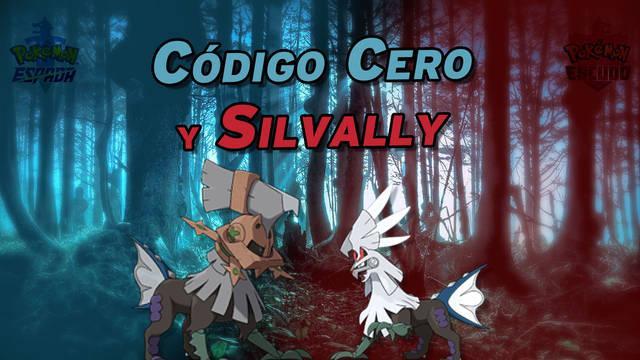 Cómo conseguir a Código Cero y Silvally en Espada y Escudo