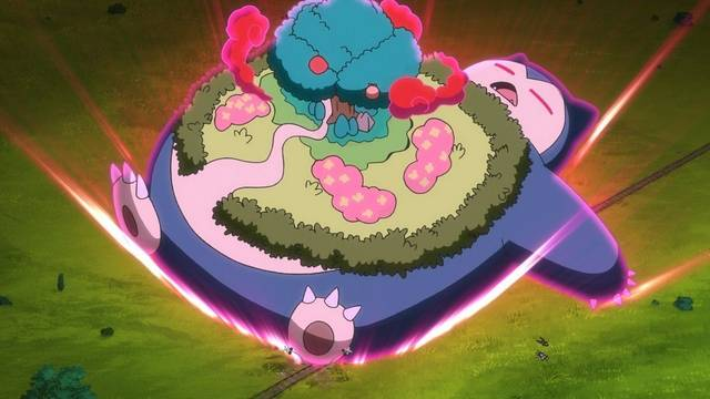 Cómo capturar a Snorlax Gigamax en Pokémon Espada y Escudo