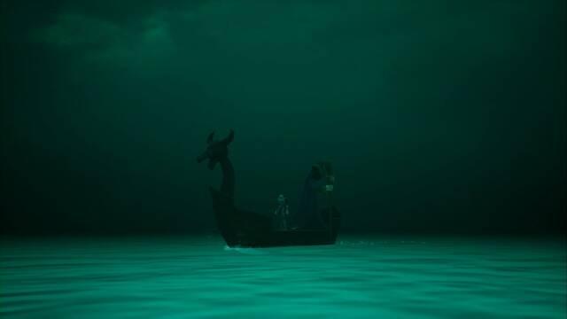 El Lago al 100% en MediEvil Remake