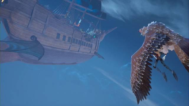 El Barco fantasma al 100% en MediEvil Remake