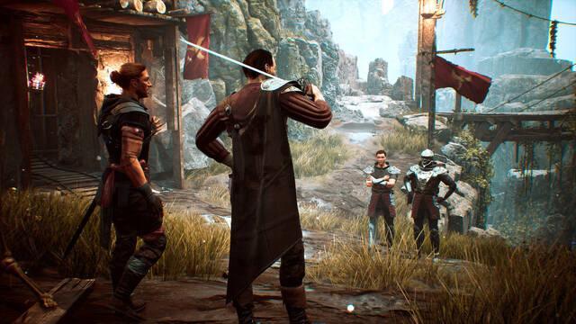 Gothic Remake llegará a PC, PS5 y Xbox Series X