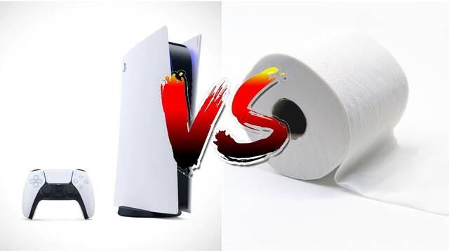 PS5 triunfa en las búsquedas de Google