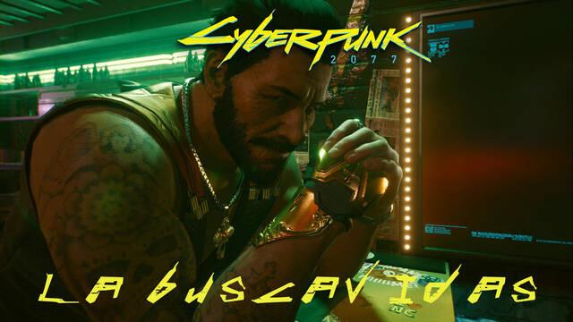 La buscavidas en Cyberpunk 2077 al 100%
