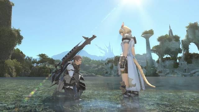 Muere el jugador tras la historia real que inspiró a Final Fantasy XIV: Dad of Light