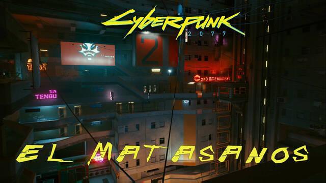 El matasanos en Cyberpunk 2077 al 100%