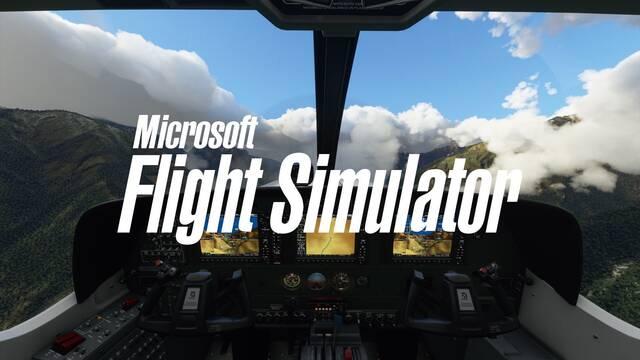 Microsoft Flight Simulator en Xbox Series X/S