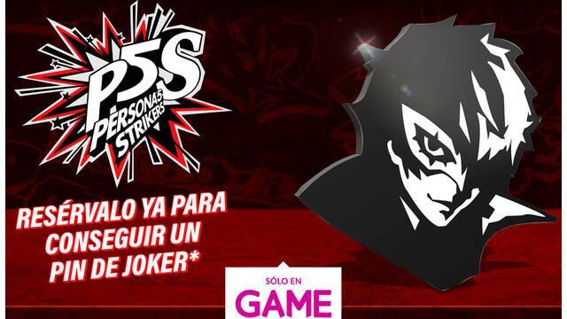 Persona 5 Strikers en GAME