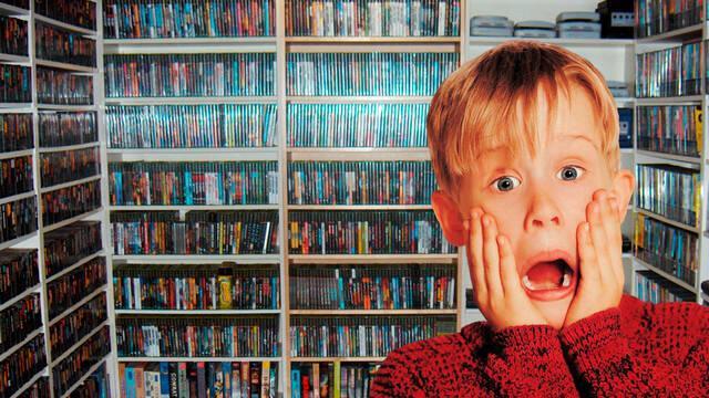 Colección de videojuegos perdida