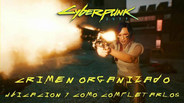 Cyberpunk 2077: TODOS los eventos de crimen organizado y cómo completarlos