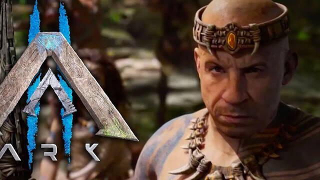 ARK 2 se presenta con Vin Diesel