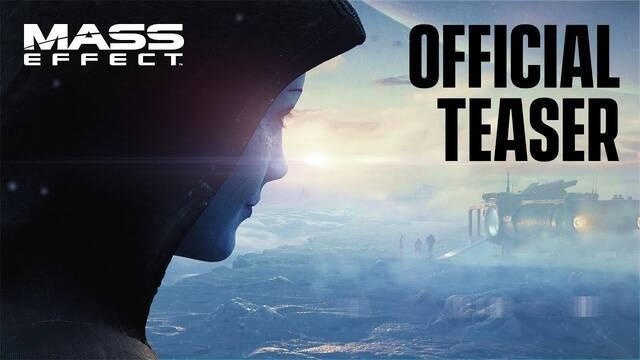 El nuevo Mass Effect estrena su teaser