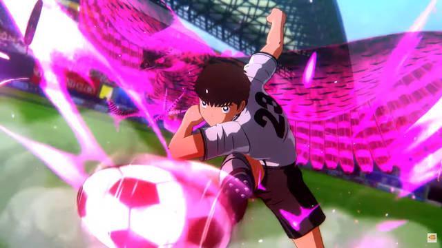 Captain Tsubasa: Rise of New Champions DLC gratuito y personajes de pago