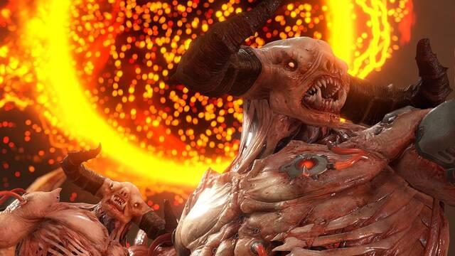 DOOM Eternal se actualiza con nuevo contenido y anuncia su llegada al Xbox Game Pass de PC.