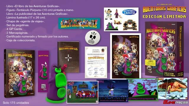 El libro de las Aventuras Gráficas, un amplio repaso al point and click de Game Press.