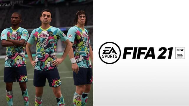 FIFA 21 y la equipación por el COVID-19