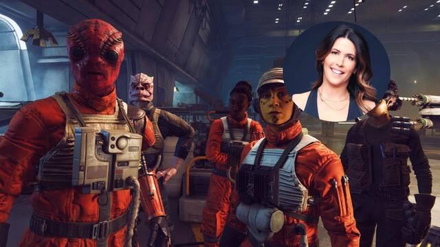 Star Wars: Squadrons y los detalles sobre su película