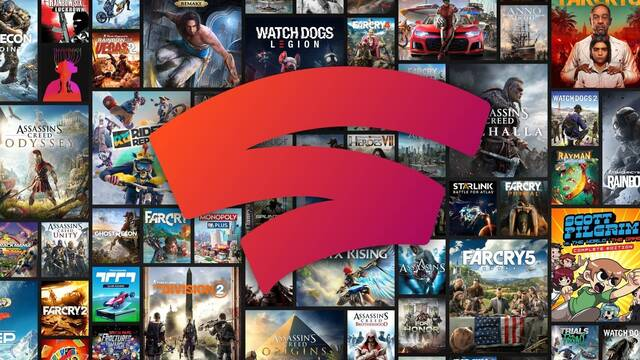 Ubisoft+ ya disponible en Stadia.
