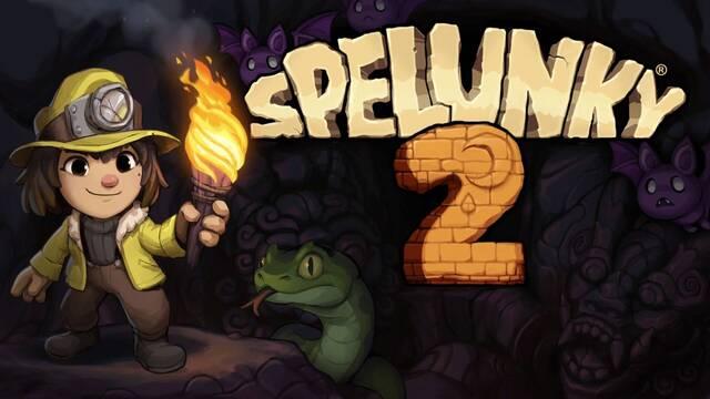 Spelunky y Spelunky 2 llegarán a Switch el próximo verano.