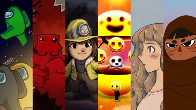 Resumen de Indie World Showcase de Nintendo Switch de diciembre.