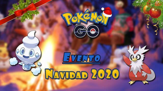 Pokémon GO - Evento Navidad 2020; fechas, bonus y todos los detalles