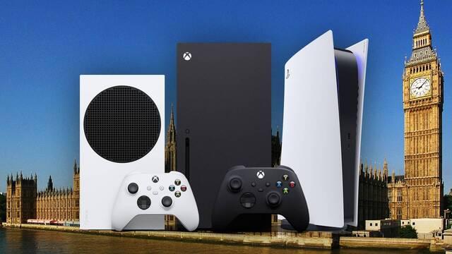 Políticos británicos quieren prohibir la especulación de PS5 y Xbox Series X/S.