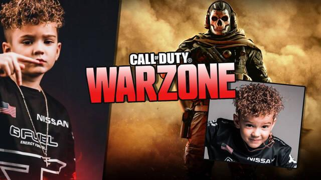Call of Duty: Warzone expulsión RowdyRogan