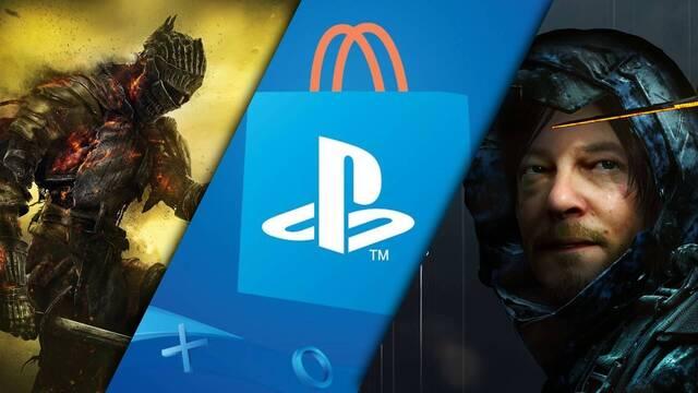 Descuentos en la PS Store de PS4 y PS5.