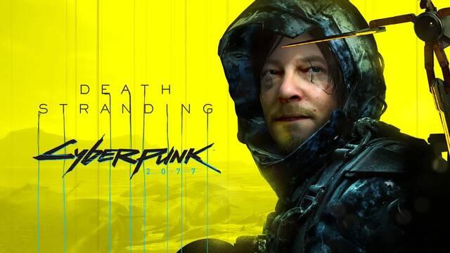 Cyberpunk 2077 y su colaboración con Death Stranding