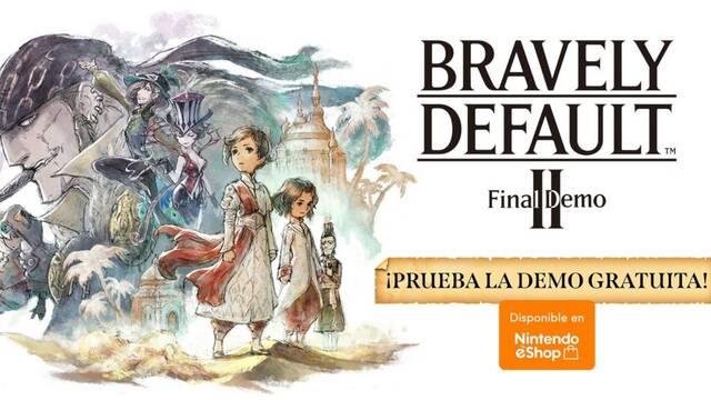 La demo de Bravely Default 2 ya disponible en Switch.