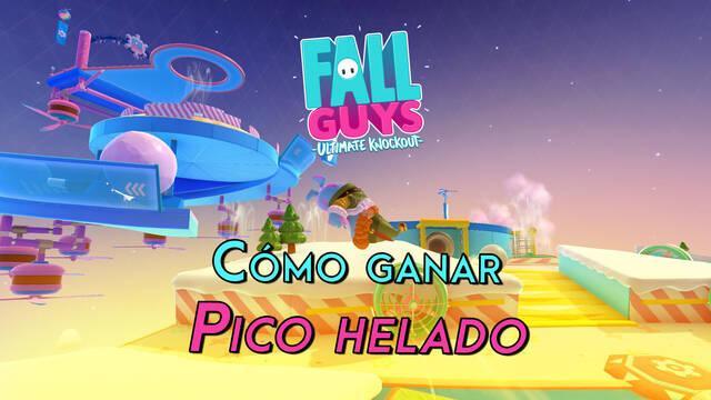 Prueba Pico helado en Fall Guys: ¿Cómo ganar y clasificarte?