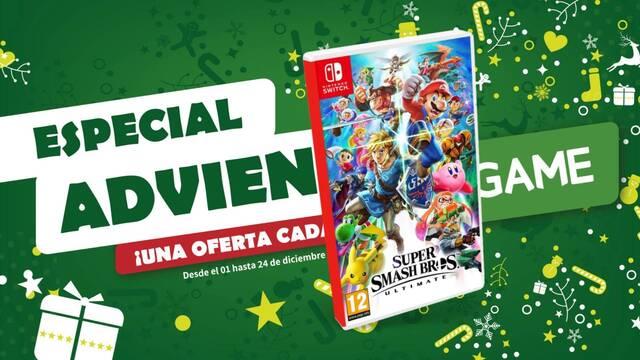 Super Smash Bros. Ultimate de oferta en GAME.