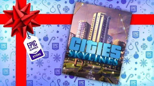 Cities: Skylines gratis en Epic Games Store.