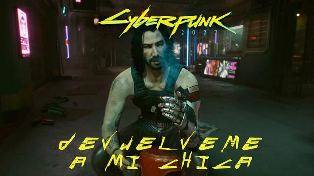 Devuélveme a mi chica en Cyberpunk 2077 al 100%