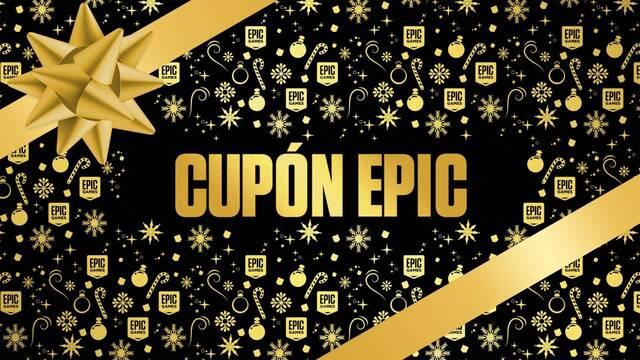 Cupón ilimitado de 10 euros en Epic Games Store.