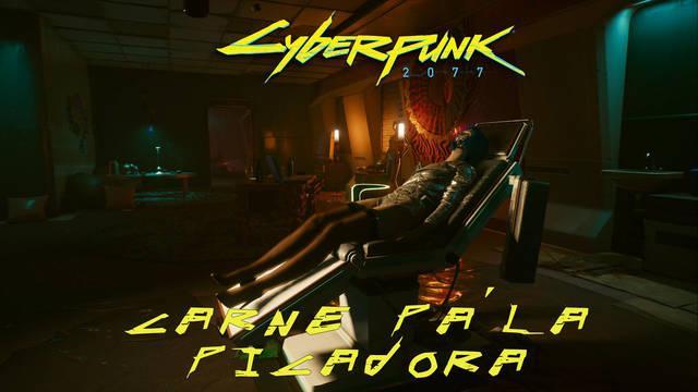 Carne pa'la picadora en Cyberpunk 2077 al 100%
