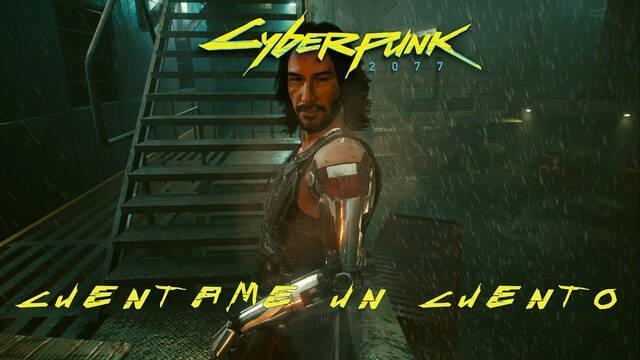 Cuéntame un cuento en Cyberpunk 2077 al 100%